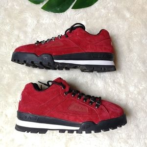 Fila hiking boots